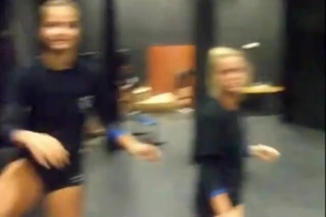 Watch and share Volleyball Girls Know GIFs on Gfycat