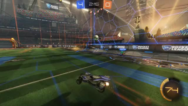 Watch Assist 4: IJ. GIF by Gif Your Game (@gifyourgame) on Gfycat. Discover more Assist, Gif Your Game, GifYourGame, IJ., Rocket League, RocketLeague GIFs on Gfycat
