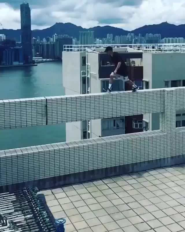 Watch and share Basejumping GIFs on Gfycat