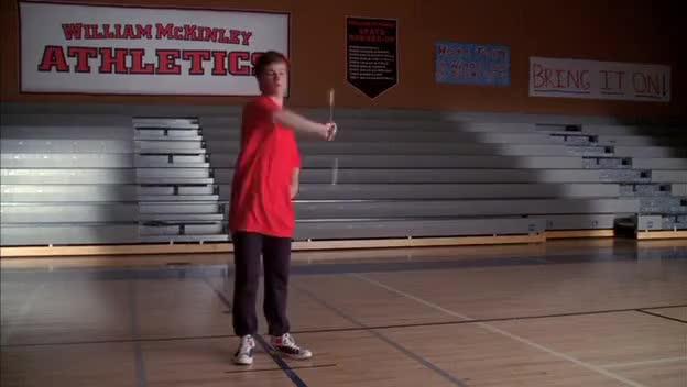 Watch and share Glee GIFs and Kurt GIFs on Gfycat