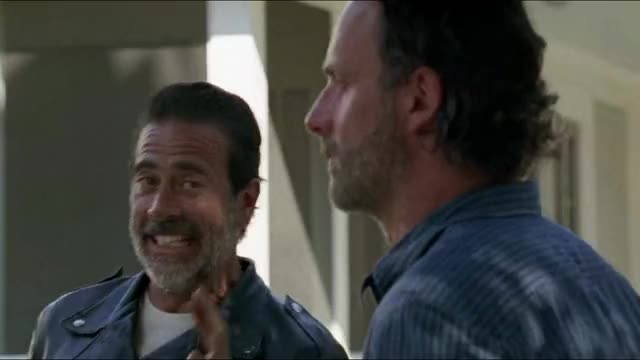 Watch rack negan grimes GIF by @nyradb on Gfycat. Discover more Andrew Lincoln, Jeffrey Dean Morgan GIFs on Gfycat