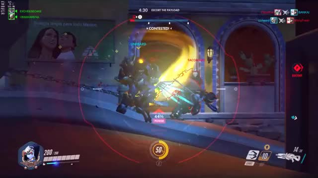 Watch and share Overwatch GIFs by isinner on Gfycat