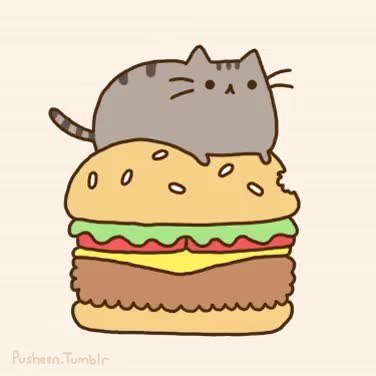 Watch and share Fat Cat GIFs on Gfycat