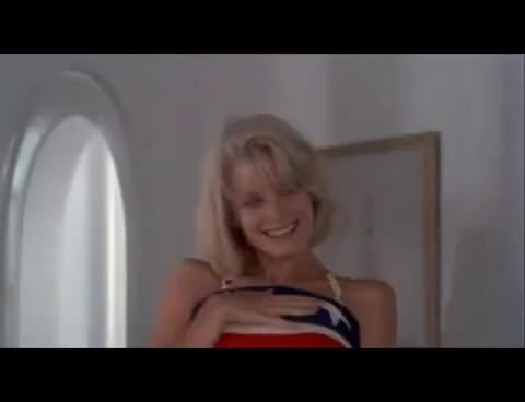 Watch this trending GIF on Gfycat. Discover more Bridget Fonda, Confederate Flag, Melaina, Shag, Shag the movie, dixie, dixie land, modern ballet GIFs on Gfycat