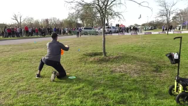 Watch DGPT: Waco Annual Charity Open presented by Dynamic Discs - MPO - Round 3 GIF on Gfycat. Discover more Sports, dgpt, disc golf, disc golf pro tour GIFs on Gfycat