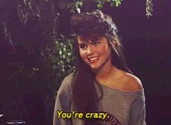 Watch and share Tiffani Thiessen GIFs and Crazy GIFs on Gfycat