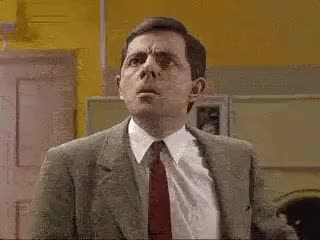 Watch and share Rowan Atkinson GIFs and Celebs GIFs by Streamlabs on Gfycat