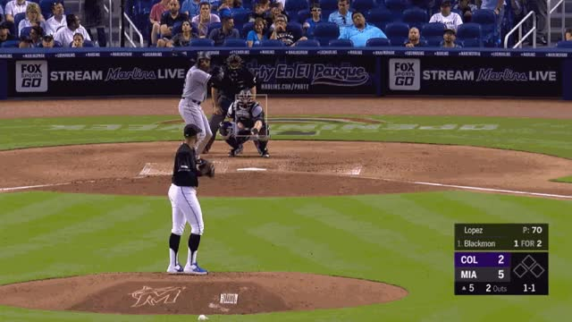 Watch and share Colorado Rockies GIFs and Baseball GIFs by thedongiggity on Gfycat
