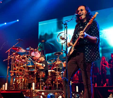 Watch RUSH AT BARCLAYS CENTER 10/22/12, SETLIST GIF on Gfycat. Discover more related GIFs on Gfycat