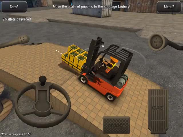 Watch and share Forklift GIFs and Unity3d GIFs on Gfycat