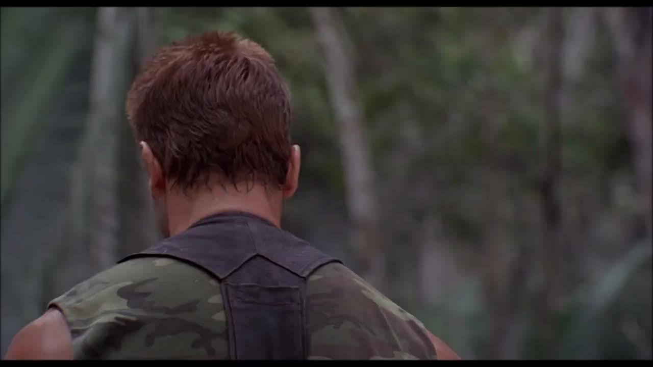 Predator, Arnold Predator credits GIFs