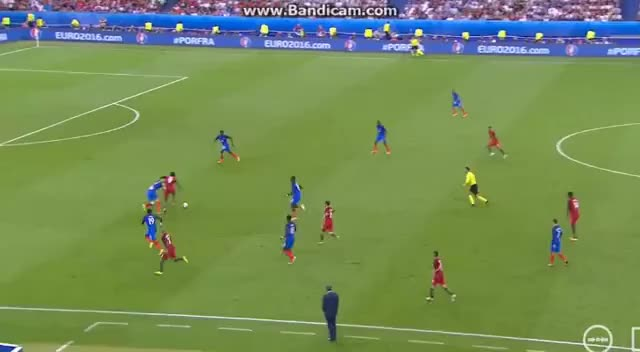 Watch and share Eder Goal Vs France GIFs on Gfycat