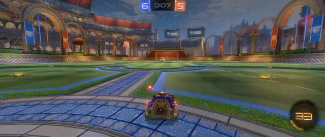 Watch and share Rocket League (32-bit, DX9, Cooked) 4 29 2019 9 50 42 PM Trim GIFs by Scott Zgorzelski on Gfycat