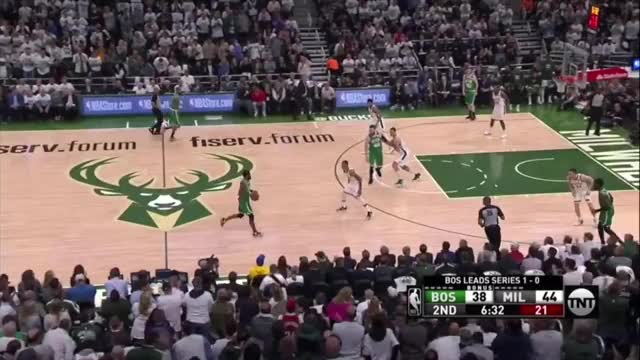 Watch and share Milwaukee Bucks GIFs and Boston Celtics GIFs on Gfycat