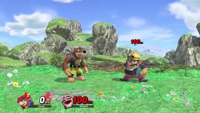 Watch and share Smash Bros Ultimate GIFs and Banjoe And Kazooie GIFs by EventHubs on Gfycat