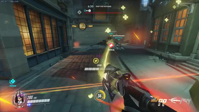 Watch and share Overwatch GIFs and Genji GIFs by cheshire137 on Gfycat