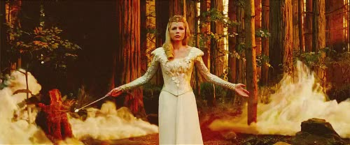 Watch this GIF on Gfycat. Discover more colors, disney, evanora, glinda, ladies, michelle williams, mila kunis, movies, oz the great and powerful, powers, rachel weisz, theodora GIFs on Gfycat