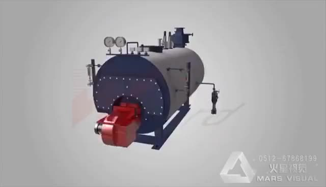 Fire tube boiler animation | Find, Make & Share Gfycat GIFs