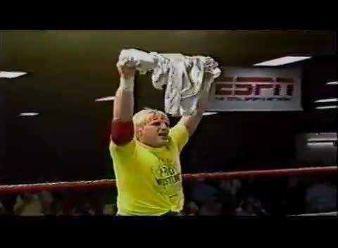 wrestlingreactions, Larry Nelson Loves It GIFs