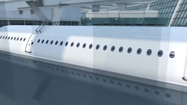 Watch Airbus files patent for removable aircraft cabins to reduce plane turnaround time GIF on Gfycat. Discover more related GIFs on Gfycat