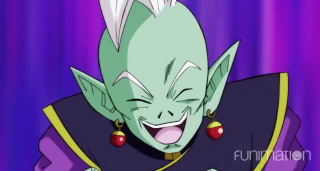 Watch and share Well GIFs by Dragon Ball Super on Gfycat