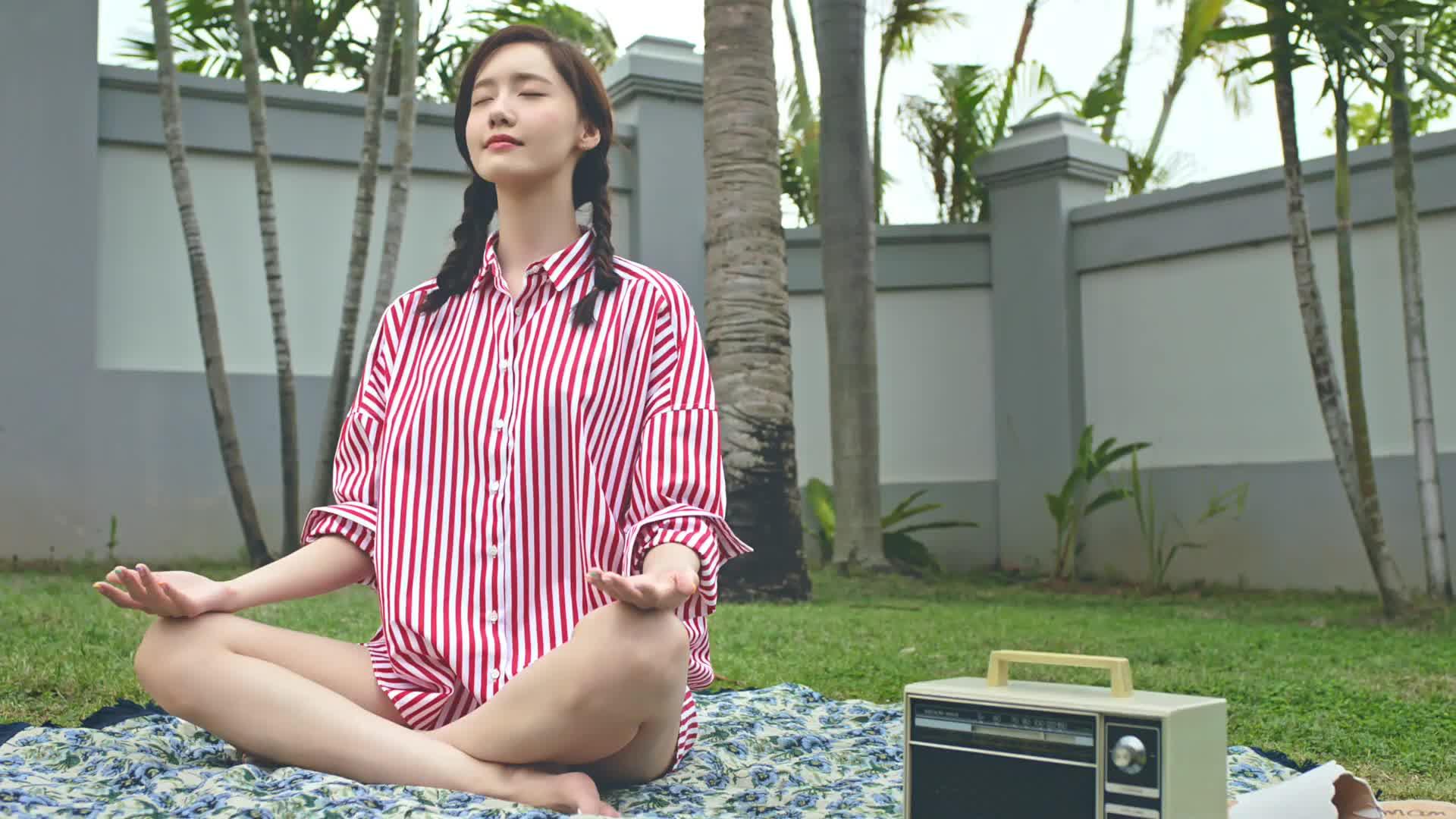 music, smtown, YOONA 윤아 '여름밤 (Feat. 스무살) (Summer Night)' MV GIFs