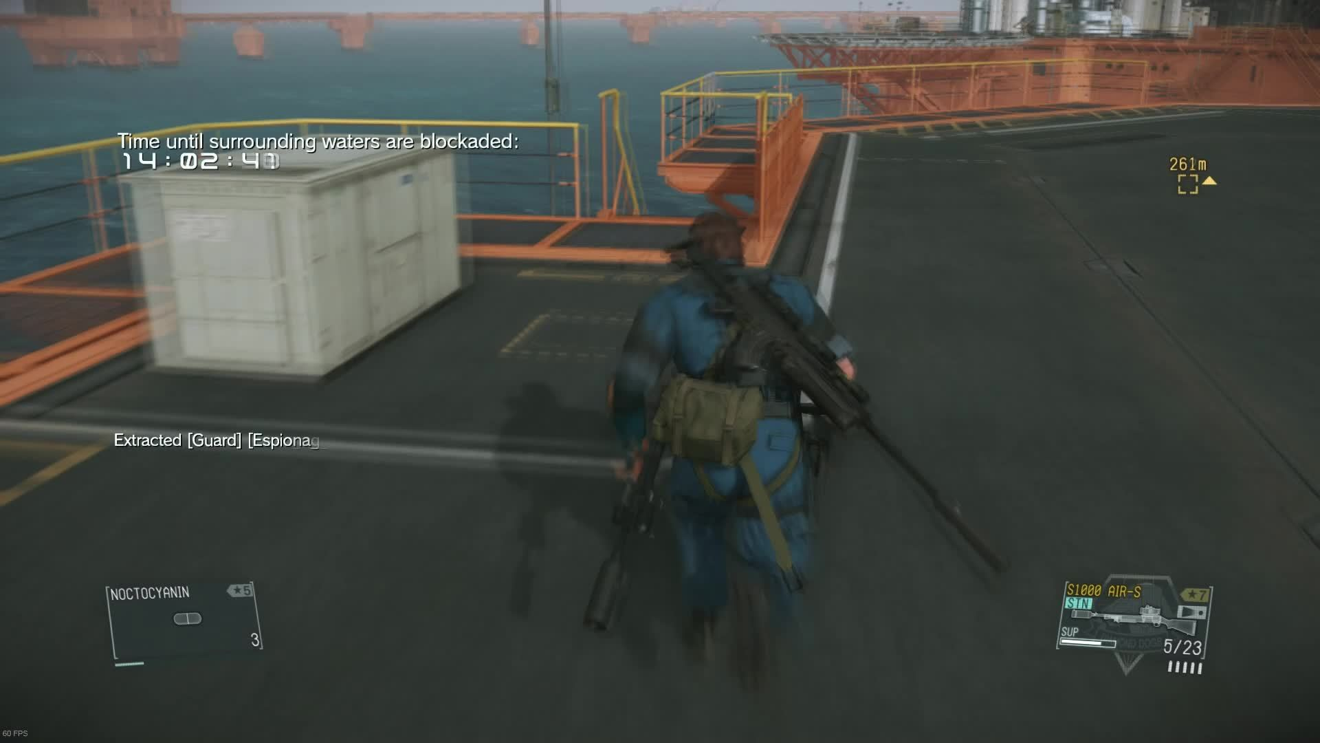 metalgearsolid, How to not take down a guard GIFs