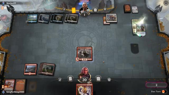 Watch Boros Challenger GIF by KingNothing2000 (@kingnothing2000) on Gfycat. Discover more Gaming, MTG Arena, Magic: The Gathering, Magic: The Gathering Arena, kingnothing2000 GIFs on Gfycat