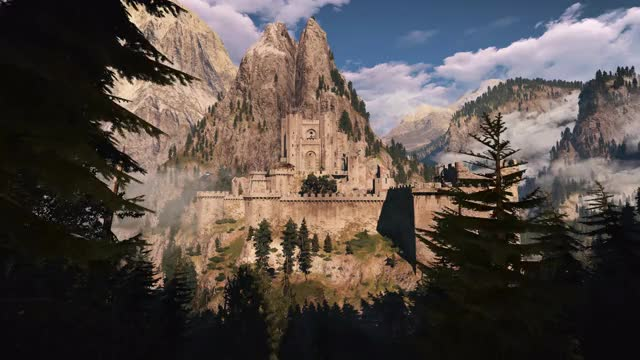 Watch and share Witcher 3 Wild Hunt GIFs and Video Games GIFs by Retro Remaster Repo on Gfycat
