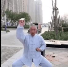 Watch and share Kung Fu Kung Fu Nuts GIFs on Gfycat