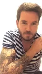 Watch and share Beards And Tattoos GIFs and Guys With Tattoos GIFs on Gfycat
