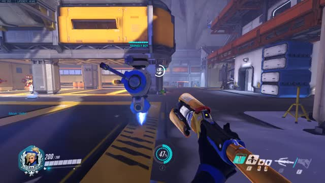Watch and share Overwatch GIFs by Vezerix on Gfycat