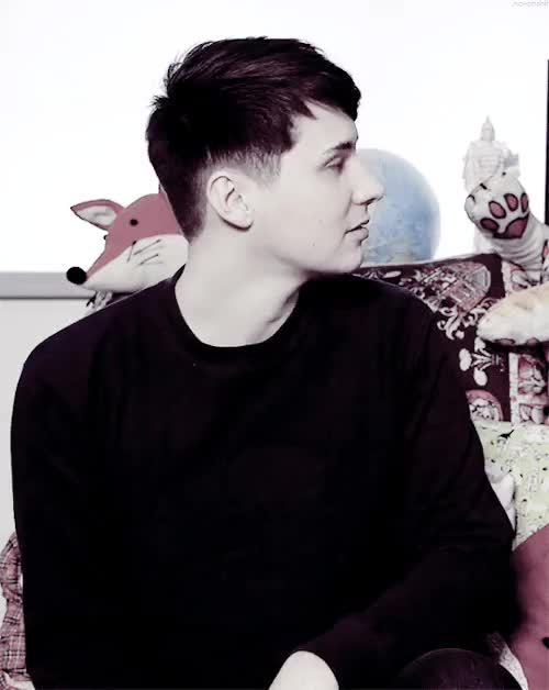 Watch and share Danisnotonfire Edit GIFs and Dan Howell GIFs on Gfycat