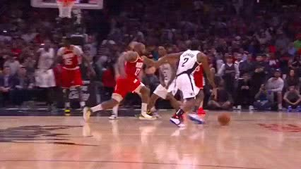 Watch and share Kawhi Leonard — Los Angeles Clippers GIFs by Off-Hand on Gfycat