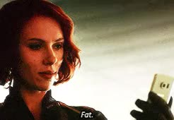Watch and share But Still It's Cute GIFs and Natasha Romanoff GIFs on Gfycat