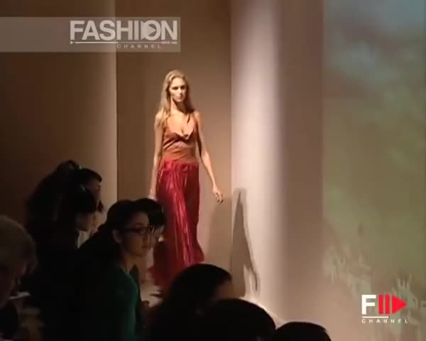 Watch and share Trussardi GIFs and Ss05 GIFs by fashion show on Gfycat