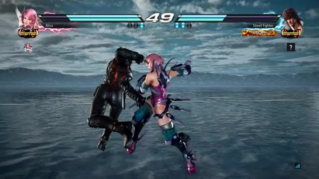 Watch and share Tekken GIFs by alisazang on Gfycat