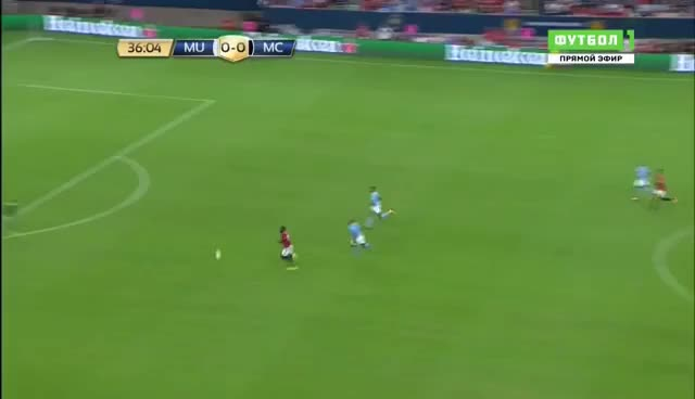 Watch and share Lukaku Goal Manchester City Vs Manchester United 0-2 International Champions Cup 21.07.2017 GIFs on Gfycat