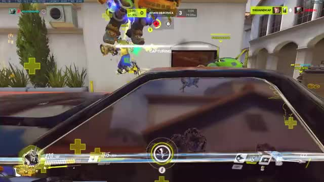 Watch and share Overwatch GIFs by metalicolly on Gfycat