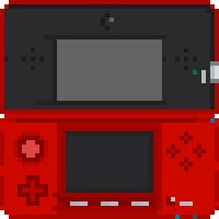 Watch and share Red 3ds Gif animated stickers on Gfycat