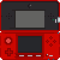 red 3ds gif GIFs