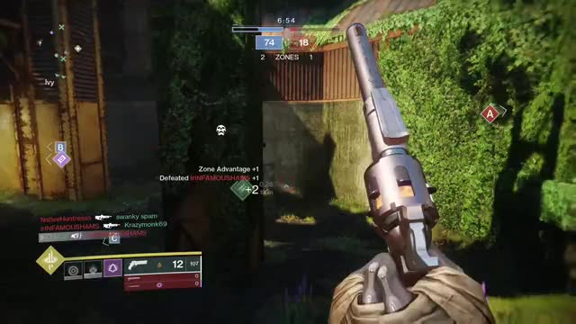 Watch this GIF by Xbox DVR (@xboxdvr) on Gfycat. Discover more Destiny2, Quriaa, xbox, xbox dvr, xbox one GIFs on Gfycat