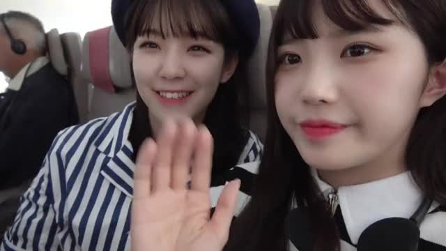 Watch and share Eat & Sleep [fromis] GIFs by anrire48 on Gfycat