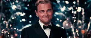 Watch and share Leonardo Dicaprio GIFs by usrnone on Gfycat