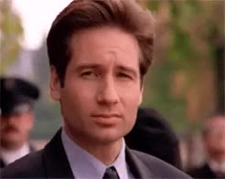 Watch and share Mulder And Scully GIFs and Gillian Anderson GIFs on Gfycat