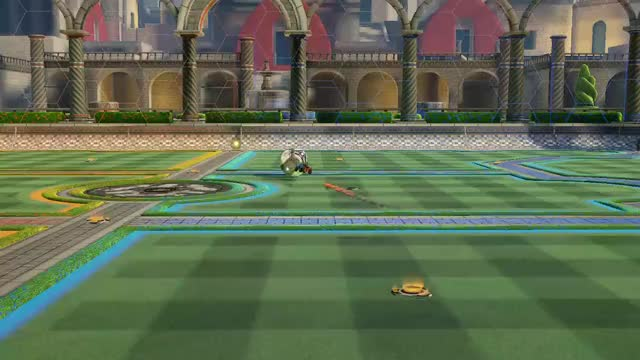 Watch and share Cinematic Of 'Turtle Air Dribble To Reset' GIFs by ChickenCop on Gfycat