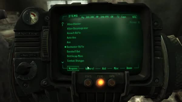 Fallout 3] AI at it's finest  (reddit) GIF | Find, Make
