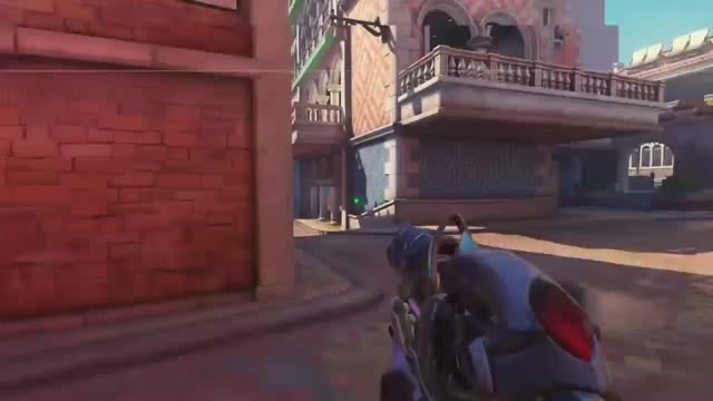 Watch Double headshot GIF on Gfycat. Discover more PS4share, Overwatch: Origins Edition, PlayStation 4, highlight, overwatch GIFs on Gfycat