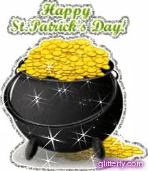 Watch and share St Patricks Pot Of Gold GIFs on Gfycat