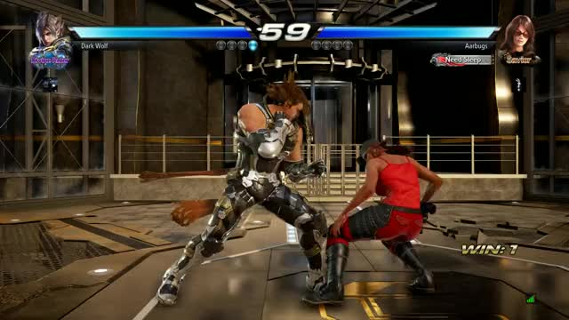 Watch and share Tekken 7 - Combo GIFs by Sunless on Gfycat